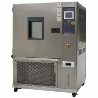 Quality 304 Stainless Steel Environmental Test Chambers , Constant Temperature And Humidity Chamber wholesale