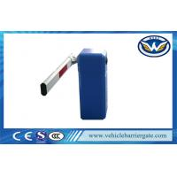 Quality 6 Meter IP44 parking lot Electronic Barrier Gates with wire control wholesale
