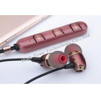 Best Portable Stereo Bluetooth V4.1 Headsets BT108 , necklace type cable Sport Earphone For Mobile Phone wholesale