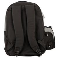 Outdoor picnic backpack cooler for 4 persons