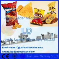 Quality New 380v/50Hz Doritos Tortilla Corn Chips Processing machine wholesale