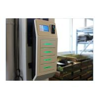 Quality Wall Mounted Cell Phone Charging Station Coin Operated With Touch Screen wholesale