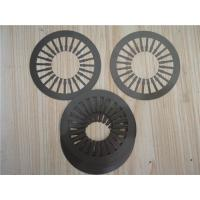 Buy cheap High Precision Motor Stator Rotor Silicon Steel Motor Lamination Stamping Die from wholesalers