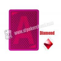 Quality Copag 2 Jumbo Plastic Invisible Playing Cards Poker For Gambling Cheat Casino Games wholesale