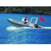 Best Chemical Resistance Inflatable Rigid Hull Boats Dimensional Stability 22 Ft wholesale