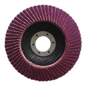 Abrasive Flap Discs Aluminium Oxide