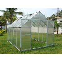 Quality Best 10mm UV Twin-wall Small Size Polycarbonate Hobby Greenhouses 8' X 12'  RH0812 wholesale