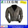 Quality Heated motorcycle leather jacket wholesale