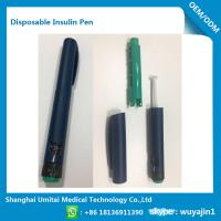Quality Professional Diabetes Insulin Injection Pen Disposable For Insulin Administration wholesale