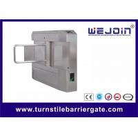 Best Safety Barrier Gate Turnstile Access with Aluminum Alloy Mechanism Core wholesale