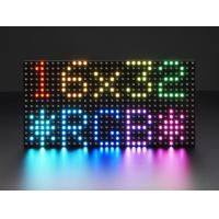 Quality P6 IP43 high brightness led screen 2 Years Warranty , 2300Cd / sqm Brightness wholesale