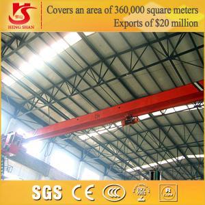 Electric driven ld type Customizable single girder overhead crane