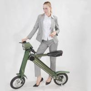 Fashionable Foldable Electric Scooter E Bike Folding Mini Electric Bike 201-500w