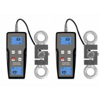 Quality Blue Backlight Handheld Digital Force Gauge N / Kg / Lb Push Force And Pull Force wholesale