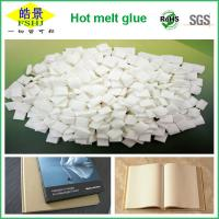 Best Solid Hot Melt Adhesive for Newspaper Binding , Coated Paper 125gsm wholesale