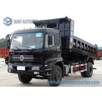 Buy cheap Load capacity 15 T Heavy Duty Dump Truck Dongfeng 4x2 dump truck cummins engine 210 hp from wholesalers