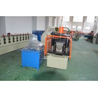 Best 380V Stud And Track Roll Forming Machine Mild Steel Wall Angle Roll Former Machine wholesale