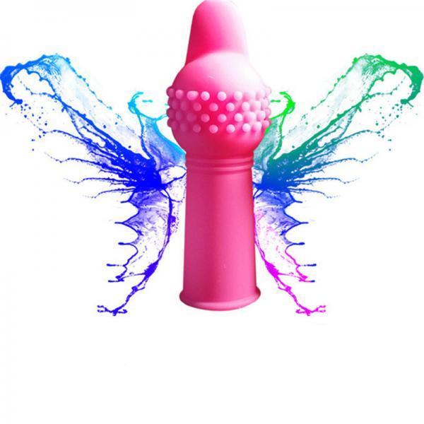 Cheap G Spot Orgasm Vibrator Sex Toy  AV Finger Vibrator Clit Highest Rated Vibrator for sale
