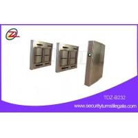 Best Automatic Subway Turnstile swing barrier gate for wheelchairs , 316 stainless steel wholesale