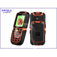 Best 2.4 Inch GSM IP67 functional Smartphone Waterproof for Military wholesale