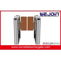 Best Access Control Turnstile Entry Swing Speed Gate Systems For Upscale Community wholesale