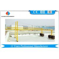 Best ZLP Series Painted / Aluminum Suspended Scaffolding Platform Lifting Speed 8 ~ 10 m/min wholesale