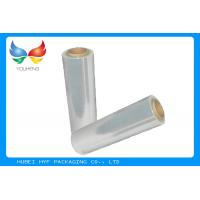 Quality 30 Mic Opaque Colorful PVC Shrink Film Rolls Odorless For Packaging Food wholesale