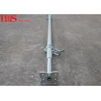 Sliver Galvanized Steel Shoring Posts High Load Size 2 Acrow Props