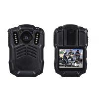 Quality Waterproof  Wifi Body Camera , Full Hd Body Worn Surveillance Cameras With Night Vision wholesale