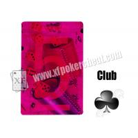 Quality Plastic Playing Cards Bonus Invisible PlayingCards For Contact Lenses Poker Cheat wholesale