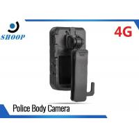 Cheap GPS 4G WIFI Night Vision Body Camera Live Streaming Police Body Worn Video Camera for sale