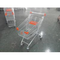 Quality Childrens Wire Shopping Trolley Foldable With 4 wheel , European Style wholesale