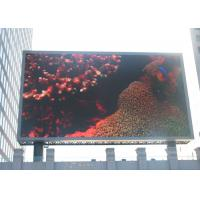 Large Video LED Display Signs Outdoor LED Signs For Business Water Proof