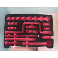 Exquisite Appearance Strong Tensile Foam Packing Materials For Military Service Tools