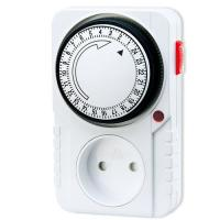 Buy cheap Norway Electronic mechanical timer switch 240V 50Hz timed light switch from wholesalers