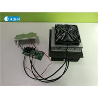 Quality Compact 100W 48VDC Thermoelectric Air Conditioner With Controller And Cover wholesale