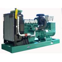 Cheap Volvo Engine Open Type Diesel Generator 200KW  400V /  440V 6 Cylinders for sale