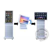 Best 32 Inch free Rotable Touch Screen Kiosk Digital Signage with Gravity Sensor wholesale