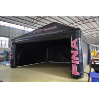 Quality Black Custom Inflatable Party Tent For Outdoor Advertisement To Exporters wholesale