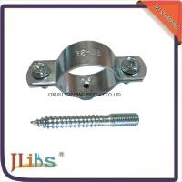 Quality Pipe Holder Brackets And Pipe Hanging System Cast Iron Exhaust Pipe Clamp wholesale