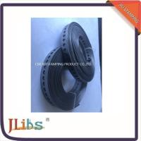 Best 0.7mm-0.8mm Thickness Perforated Steel Strapping Straight Banding For Ducts wholesale