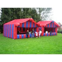 Quality Multicolour PVC Tarpaulin Oxford Cloth Inflatable Party Tent For Exhibition wholesale