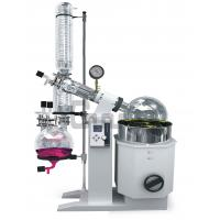 2017 New 50 Liter Rotary Evaporator with Hand Lift and Stainless Steel Bath