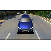 Quality 2D and 3D Mode 180 View Car Camera System , Surround View System High Resolution wholesale