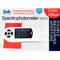 Buy cheap NH310 Portable Color Matching Spectrophotometer Paint Colorimeter With Auto from wholesalers