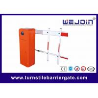 Quality Automated Electronic Car Park Barrier Gate Arm With Die Casting Aluminum Alloy Motor wholesale