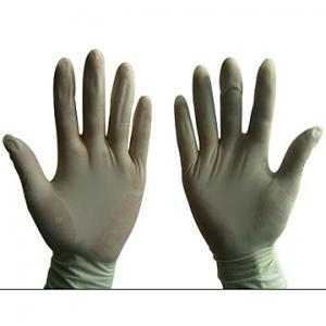 Quality FDA & CE Medical latex gloves AQL 1.5 wholesale