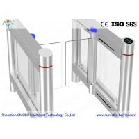 Biometric Security Infrared Access Gate Turnstile For Train Station