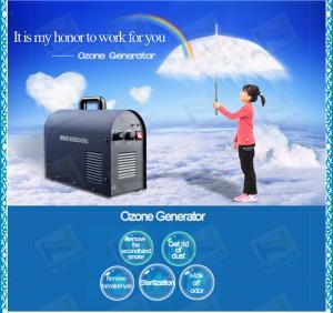 Office Ozonator Air Purifier Small Ozone Generator Smoke Removal