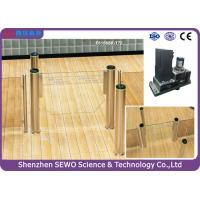 Quality Bi - directional 316 Stainless Steel Speed Gates Waterproof for scenic spot wholesale